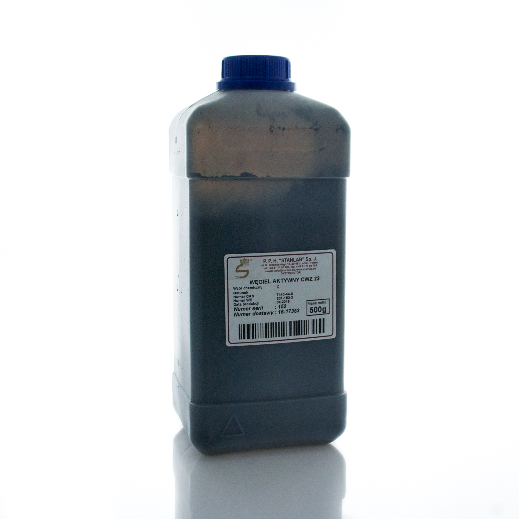 Activated carbon CWZ 22