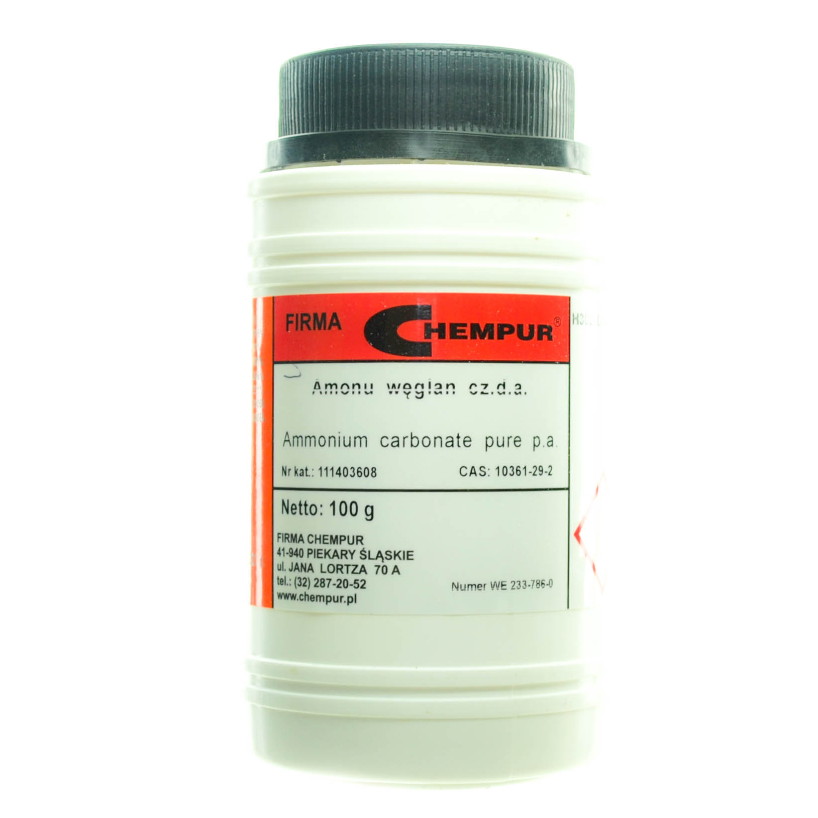 Ammonium carbonate pure p.a.