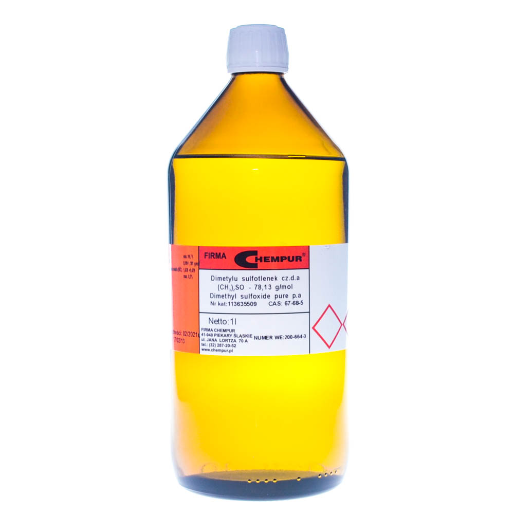 Dimethyl sulfoxide pure p.a.