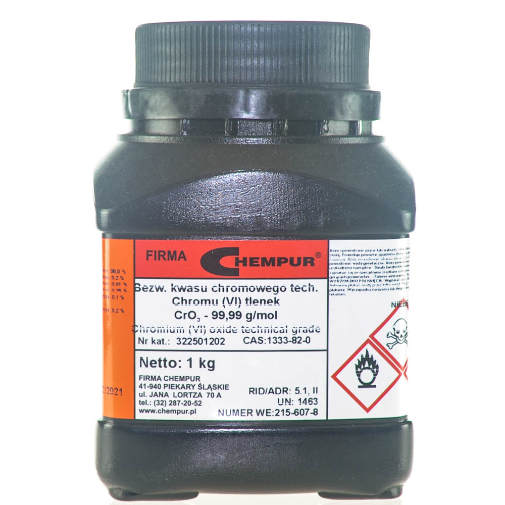 Chromium (VI) oxide technical grade