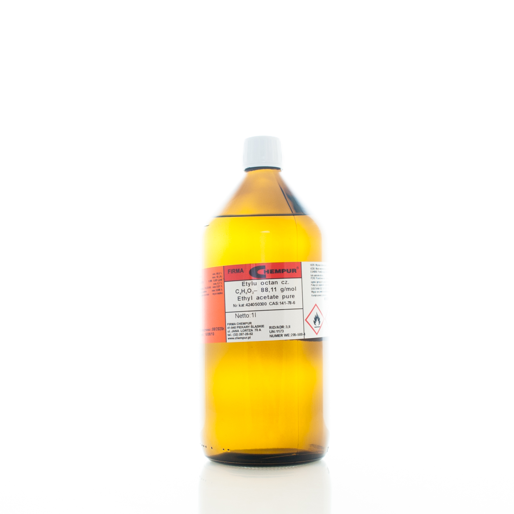 Ethyl acetate pure