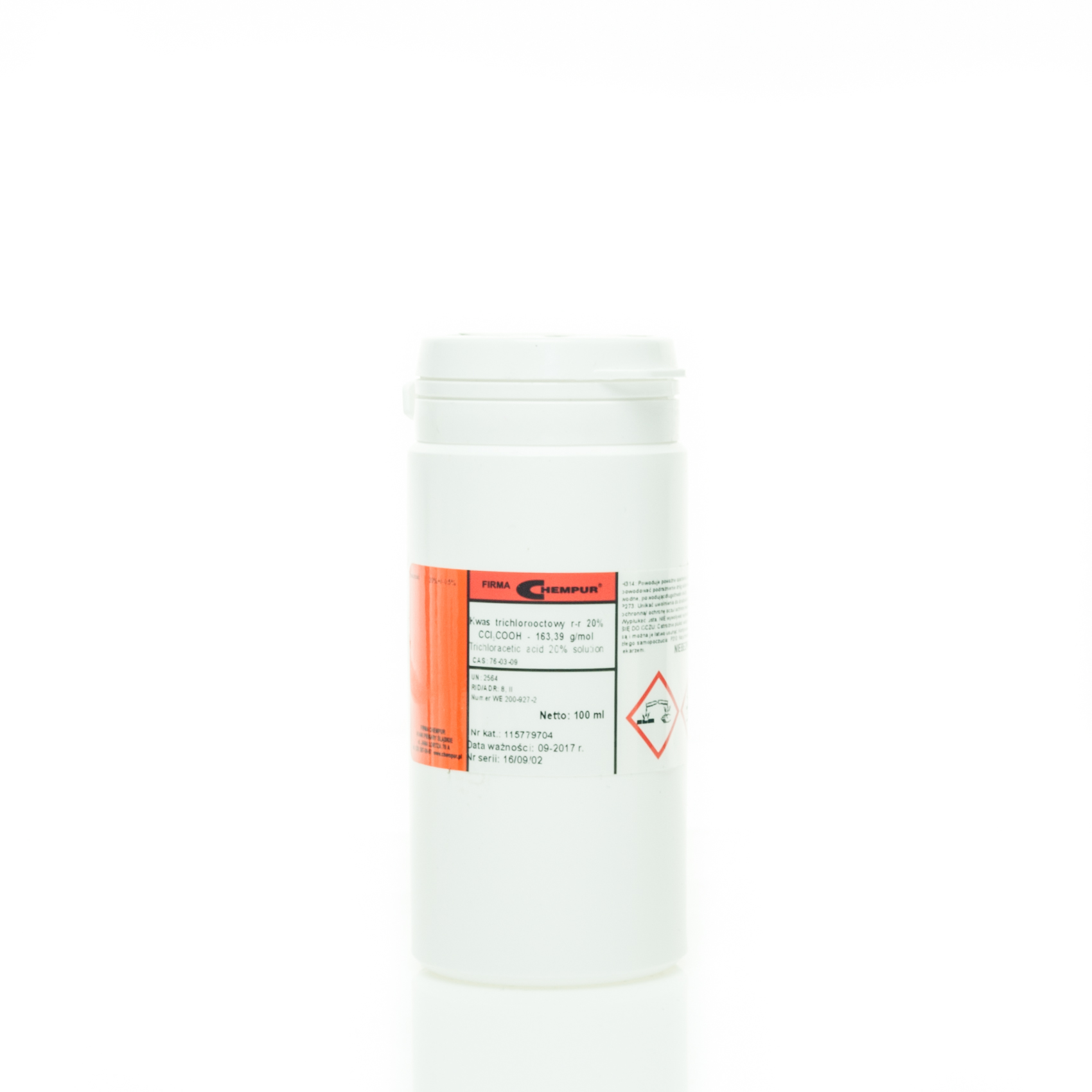 Trichloracetic acid 20% solution