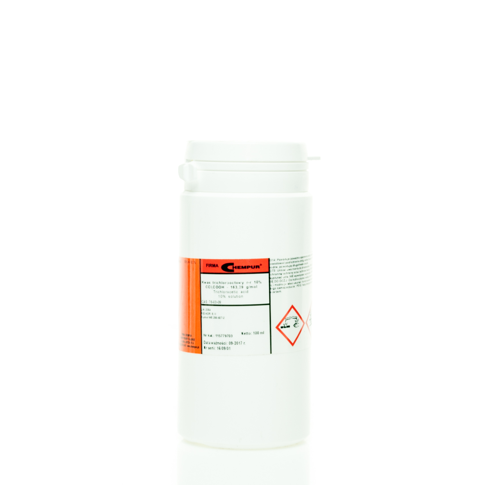 Trichloracetic acid 10% solution