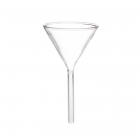 laboratory funnel glass
